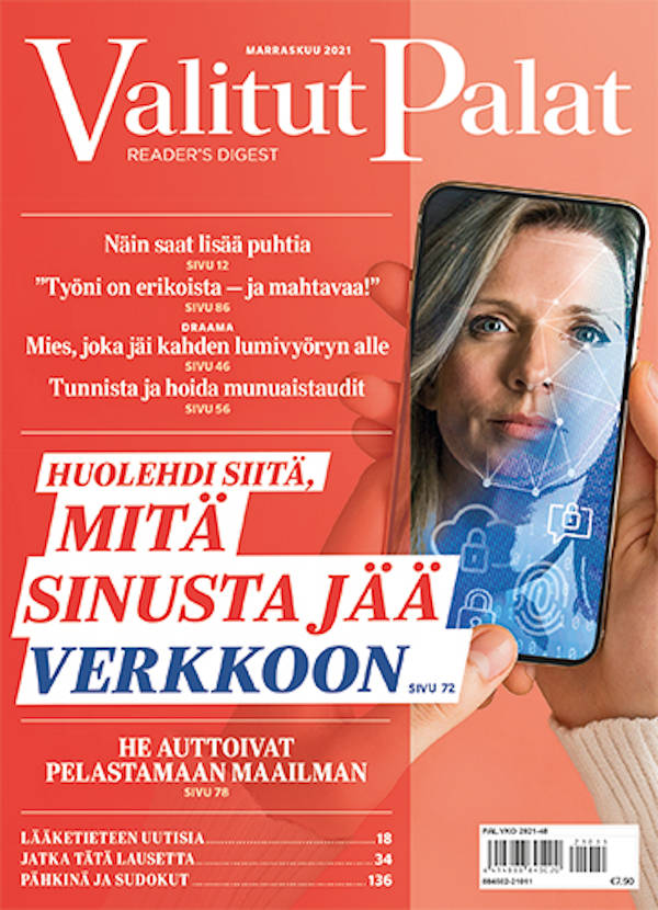 Valitut Palat - Reader's Digest