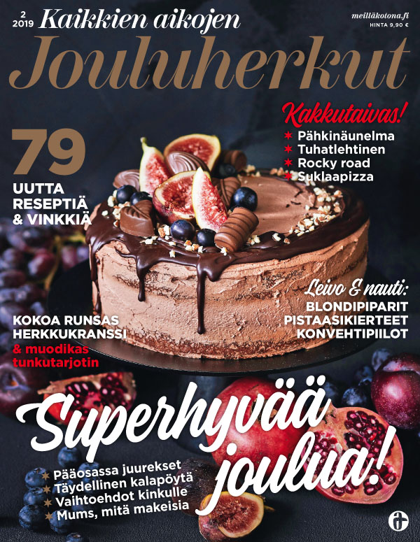 Finnish magazine rate cards kaikkien aikojen jouluherkut m4hsunfo
